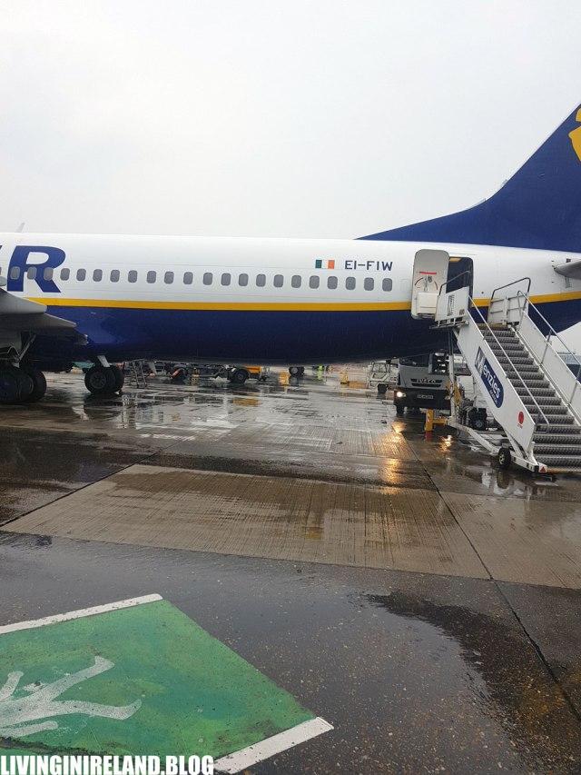 Ryanair: Dublin to Gatwick