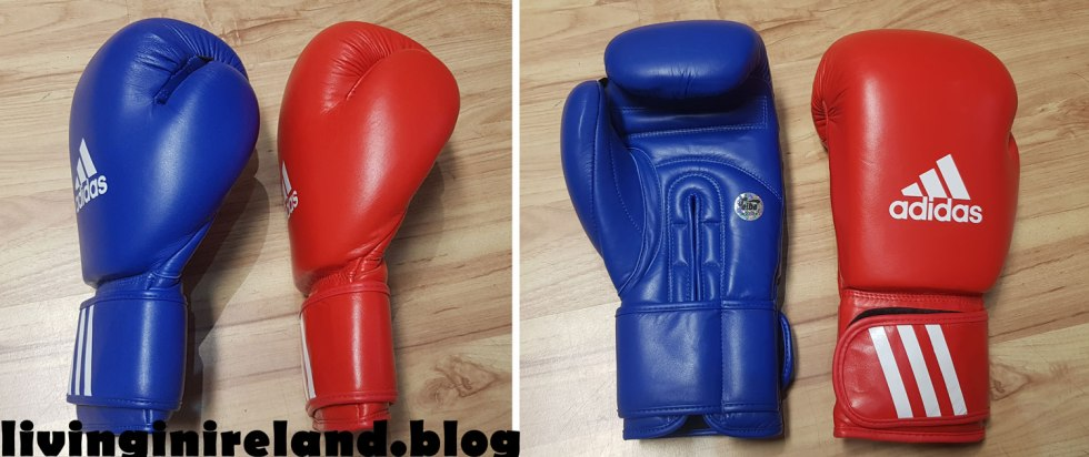 Adidas Boxing Gloves Review - AIBA