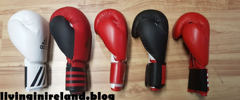 Adidas Boxing Gloves Review